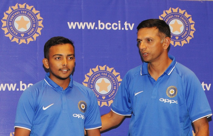 U-19 boys will have to adapt fast in New Zealand, says Rahul Dravid
