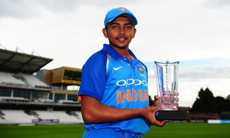 Images for India team for U-19 Cricket World Cup announced