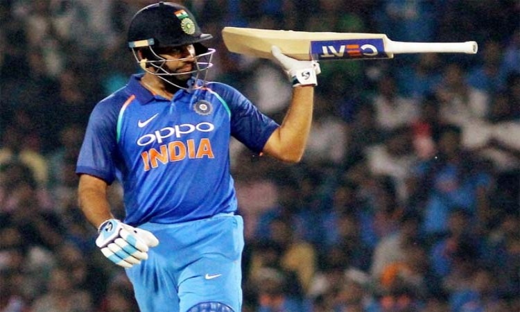 India opener Rohit Sharma enters top 5 spot in ODI rankings Images