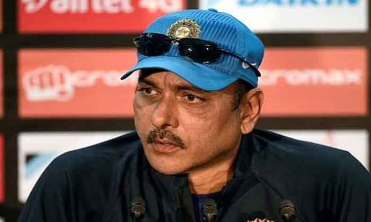 Ravi Shastri confident ahead of South Africa tour Images