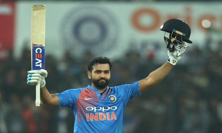Rohit Sharma's chance to break AB de Villiers and Suresh Raina in third T20