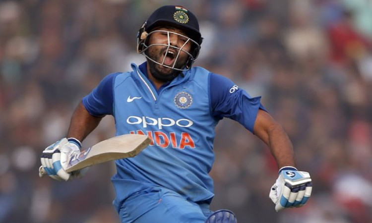 Rohit Sharma Picks His Favourite Double Hundred