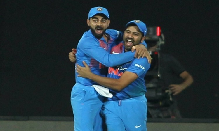 Rohit Sharma to lead India in T20Is against Sri Lanka