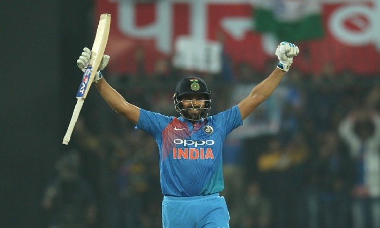 IND vs SL: Rohit's blitzkrieg powers India to 260 in second T20I