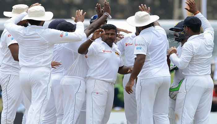 Delhi Test: Sri Lanka reduced to 31/3 in pursuit of 410 on Day 4 Images
