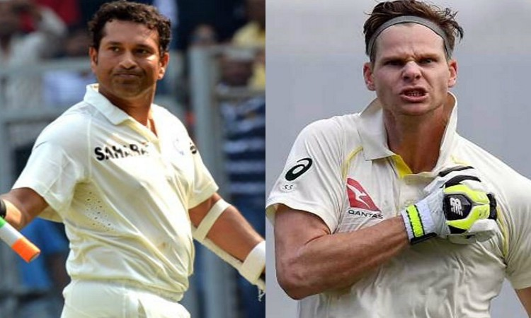 Steve Waugh likens Smith's appetite for runs with Sachin, Ponting Images
