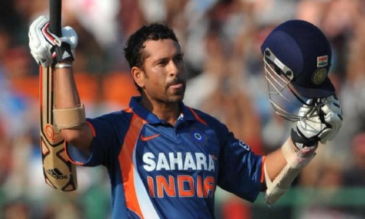 Sachin Tendulkar cricket game