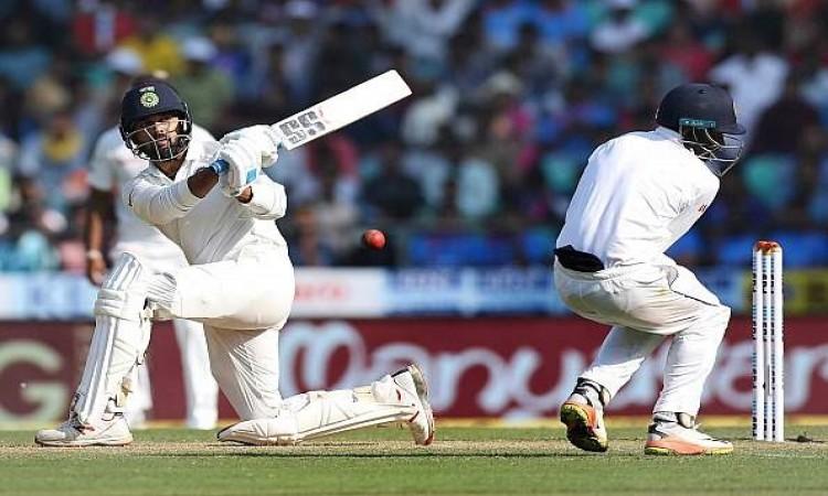 Sadeera Samarawickrama cleared, expected to bat on day three vs India