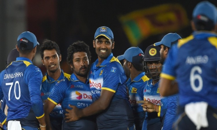 Sri Lanka minister prevents cricketers from travelling to India