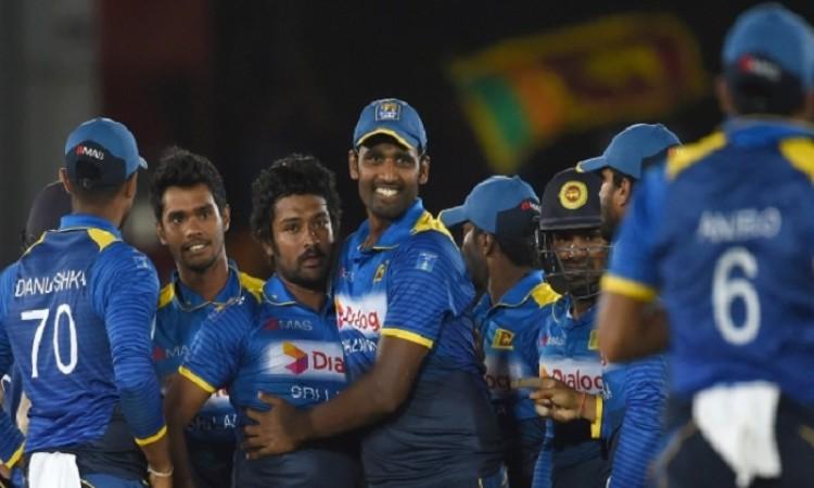 Kusal Perera and Asela Gunaratne return to Sri Lanka ODI squad v India