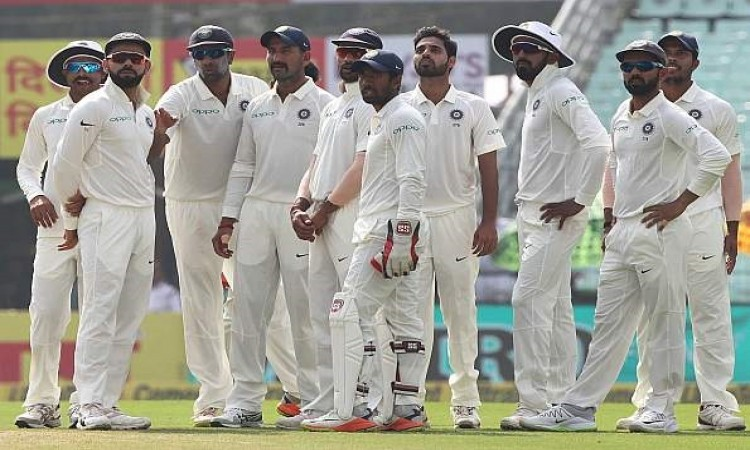 India's two-day warm up game in South Africa cancelled