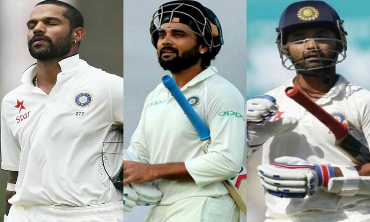 Second time Three Indians getting out Stumped in a Test match