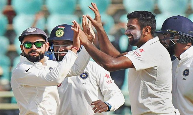 India won the toss, elected to bat first against Sri Lanka in third test