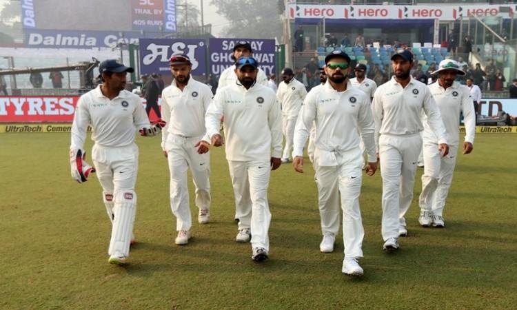 Sri Lanka 226/3 at tea of day 5, India need 5 wickets to win