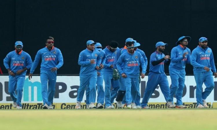 Team India unwinds after Dharamsala debacle see pic