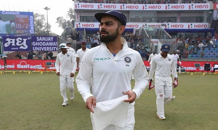 India in driver's seat on Day 2 of Delhi Test