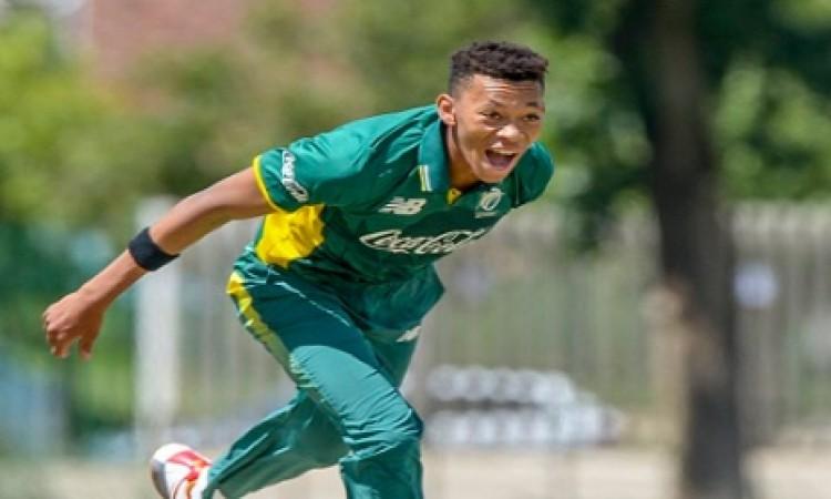 साउथ अफ्रीका अंडर-19 टीम