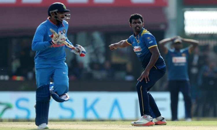 Skipper Thisara Perera praises Sri Lankan bowlers after win