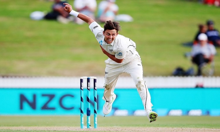 Trent Boult takes 200th test wicket to join elite New Zealand club