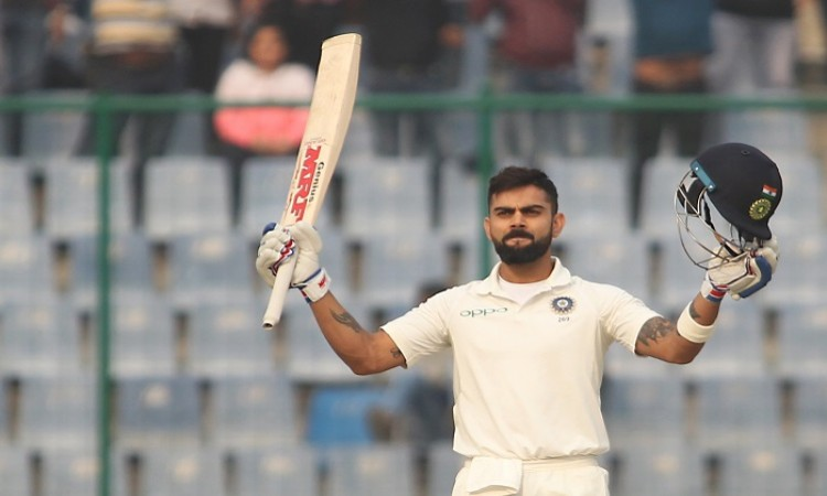 virat kohli becomes second indian batsman to score 500+ runs in most test series
