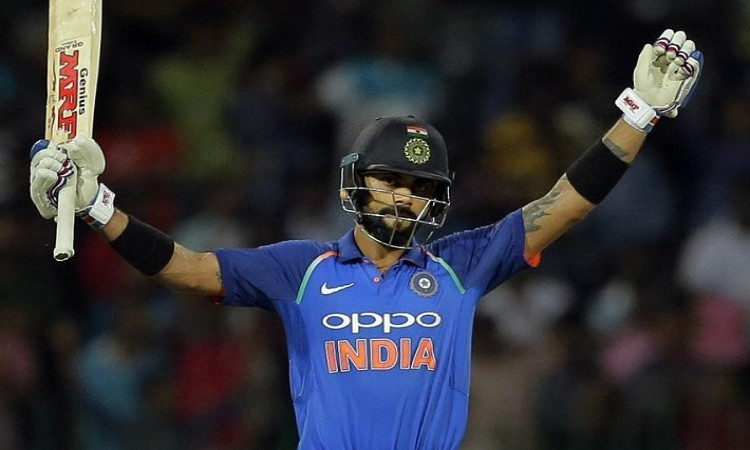 Virat Kohli inches closer to Ricky Ponting's record in ICC rankings