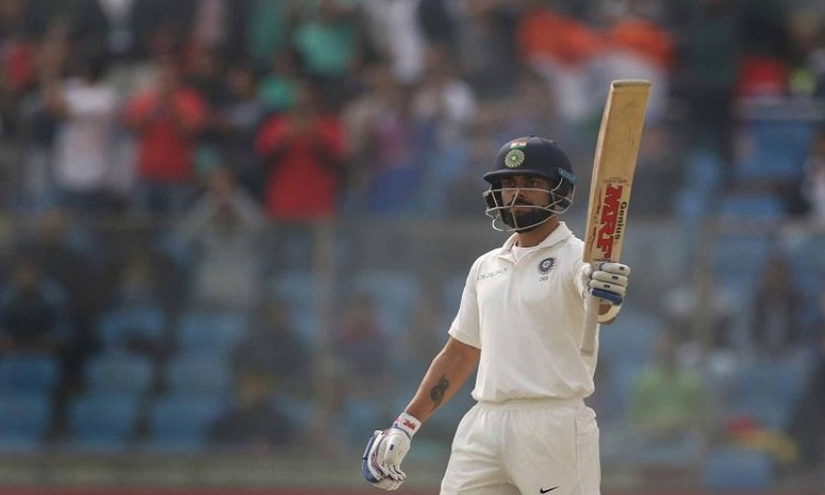 Virat Kohli completes 5,000 runs in Test cricket