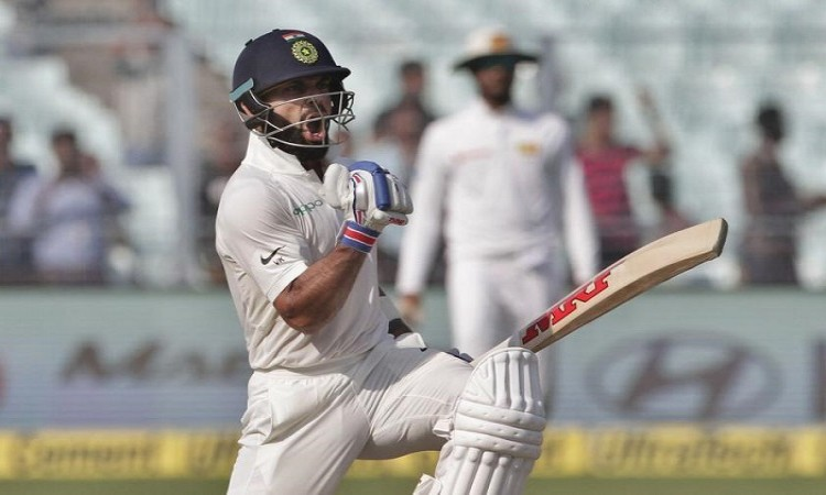 Virat Kohli rises to second spot in ICC Test rankings