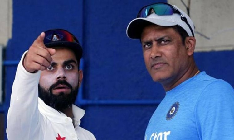I am sure the team under Virat Kohli can create history in South Africa says Anil Kumble