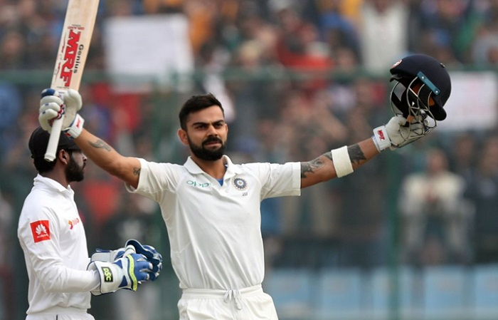 Kohli breaks Lara's record of most Test double tons as skipper
