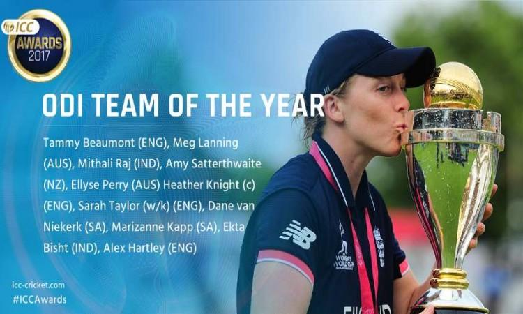 ICC Women's Cricket