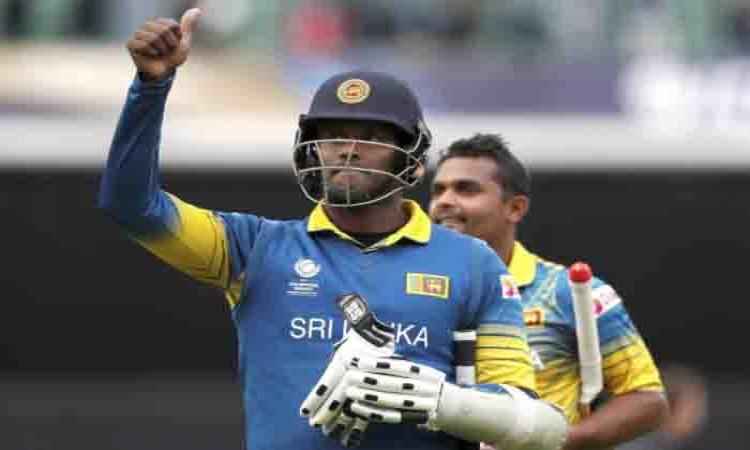 Sri Lanka's Angelo Mathews fit for Sunday's series decider Images