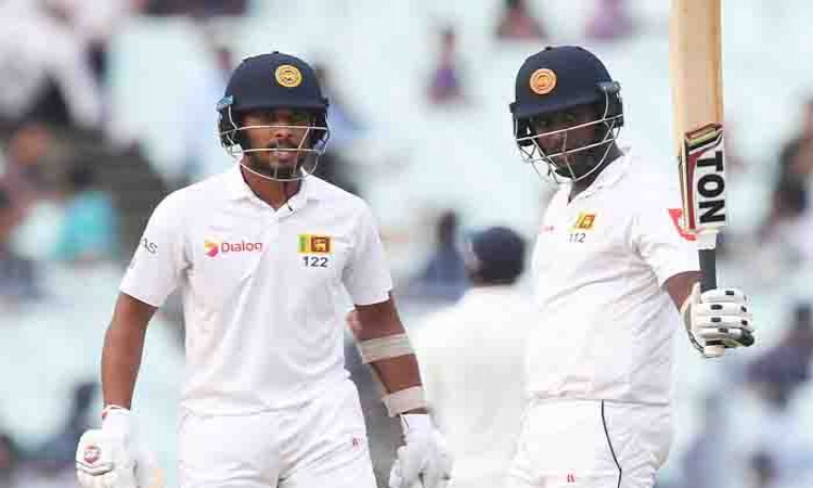 Delhi Test: Angelo Mathews disappointed the way Sri Lanka ended Day 3 Images