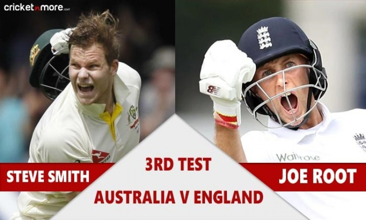 Australia vs England 3rd Ashes Test Match Preview