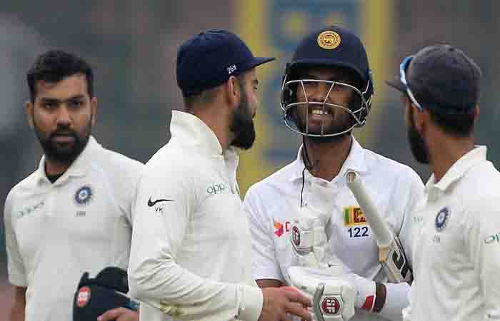 Delhi Test: India vs Sri Lanka Day 5 scorecard Images
