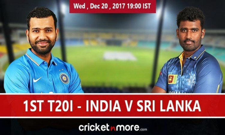Match Preview:  Confident India eye another series win vs Sri Lanka