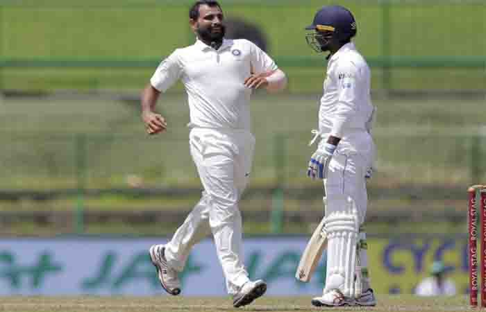 We are habituated to pollution, says Mohammed Shami Images