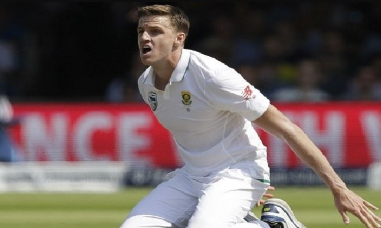 Delighted with the rest ahead of India series, says Morne Morkel Images