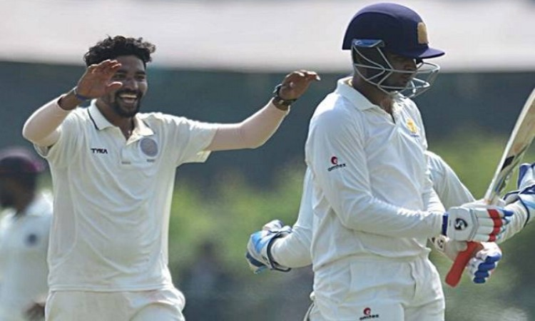 Ranji Trophy: Karnataka 36/3 after skittling out Vidarbha for 185 Images