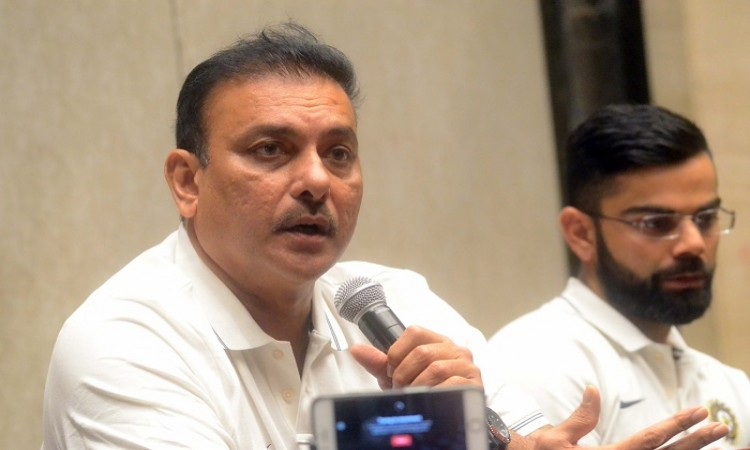 Ravi Shastri urges team to embrace South African challenge