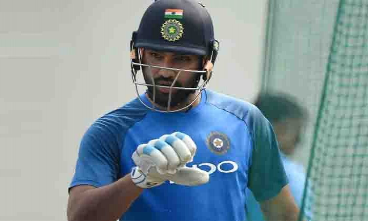 Basics of captaincy remain same in any team, says Rohit Sharma Images