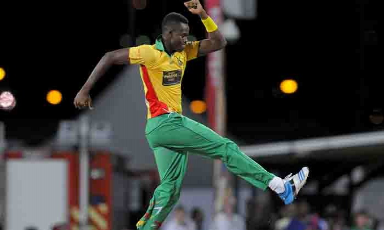Uncapped Ronsford Beaton earns Windies ODI call-up vs New Zealand Images