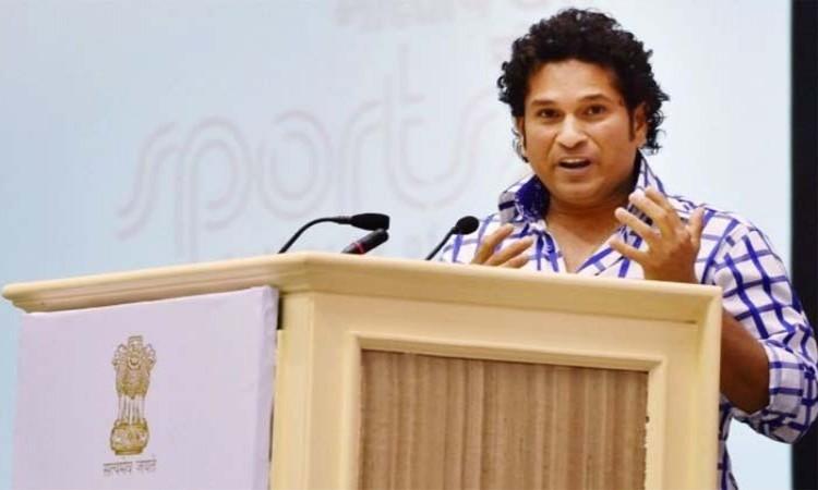 Sachin Tendulkar fails to make maiden speech amid uproar Images
