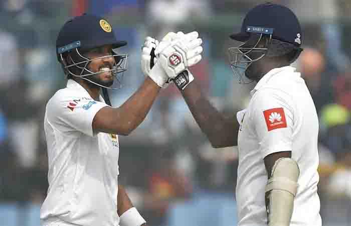 Delhi Test (Day 3): India vs Sri Lanka Scorecard Images