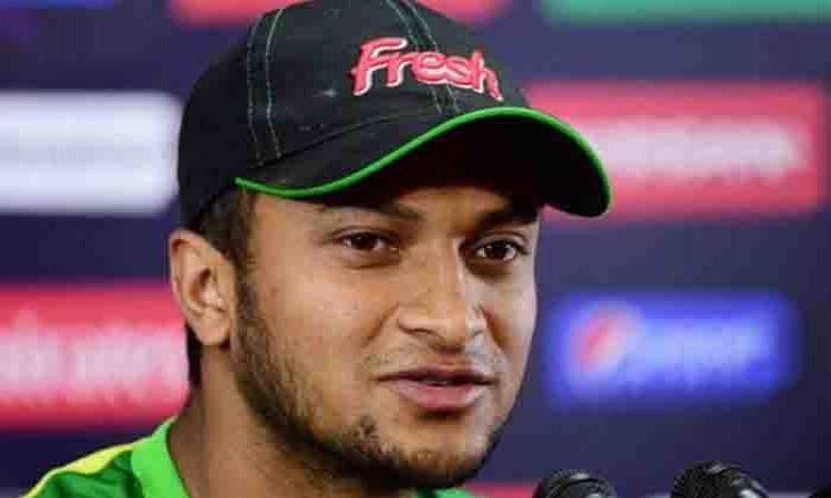 Shakib Al Hasan is Bangladesh's new Test captain Images