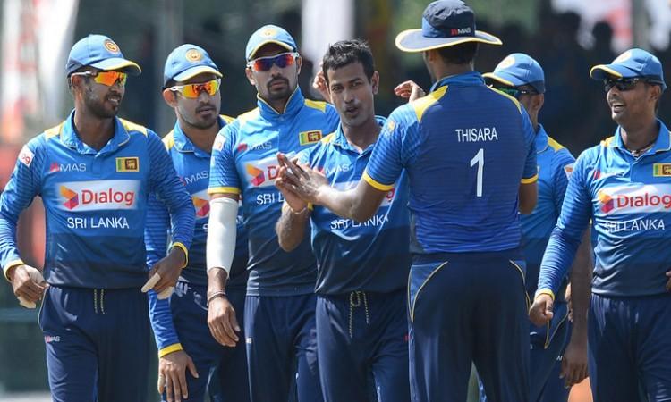 Dhananjaya de Silva ruled out of 1st ODI