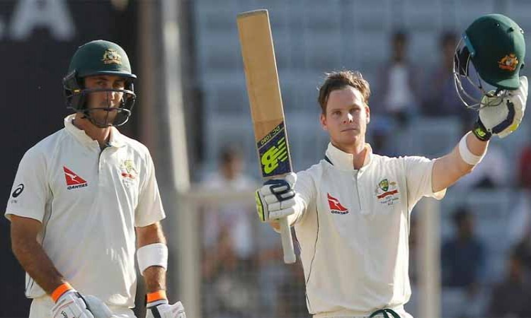 Steven Smith's double century puts Oz on top in 3rd Ashes Test Images