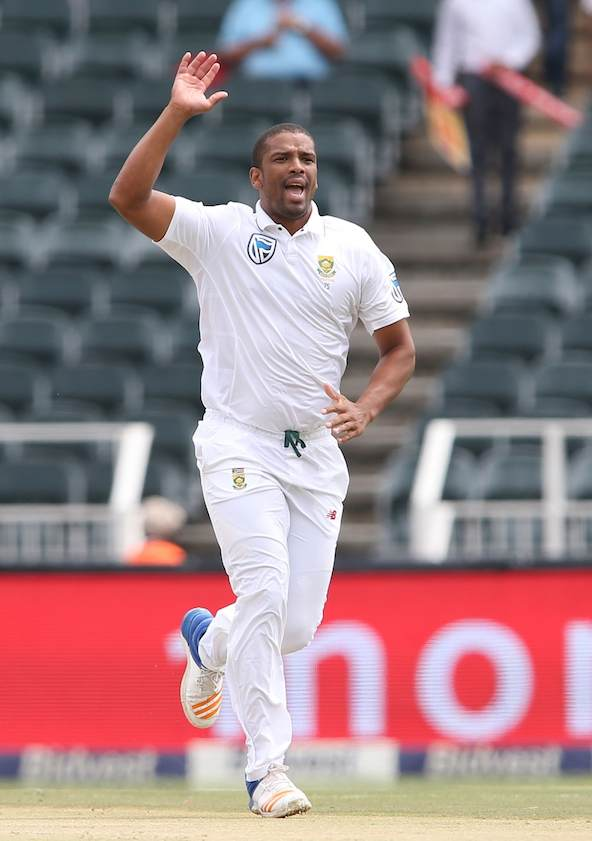 Vernon Philander Images in Hindi