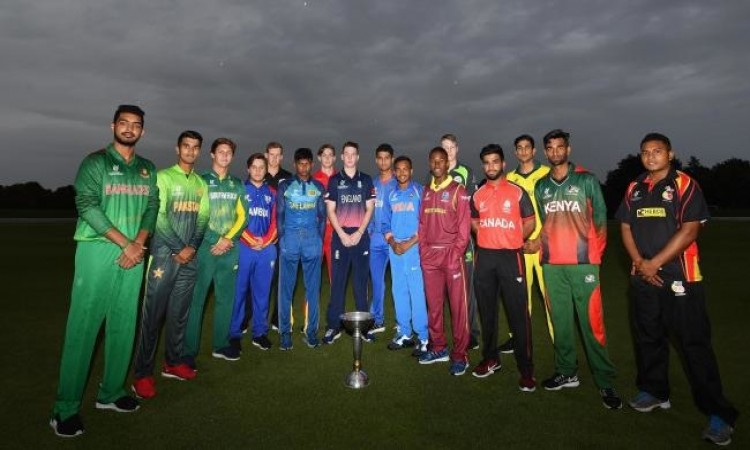 आईसीसी अंडर 19 वर्ल्ड कप 2018