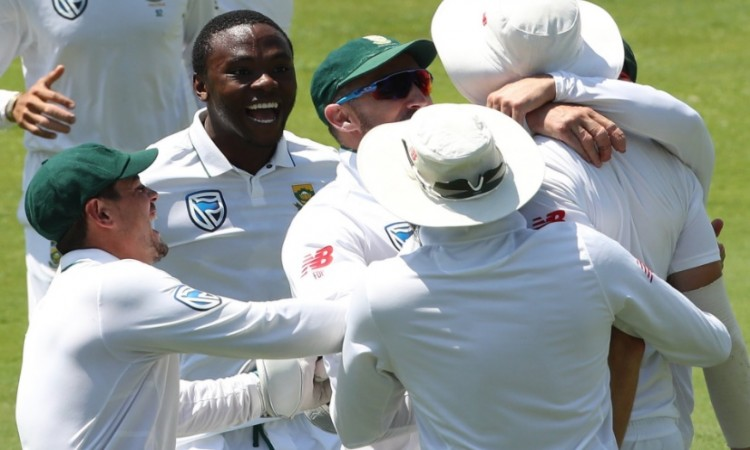 2nd Test: South Africa beat India by 135 runs Images