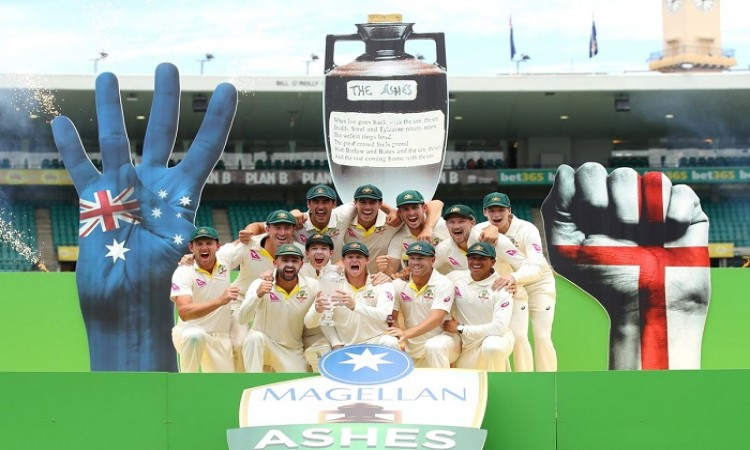Australia beat England in 5th test to complete 4-0 series win